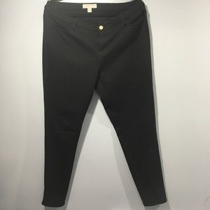 Micheal Kors black pants size 14W